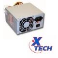 Fuente de Poder XTECH 500W (20+4 Pin)