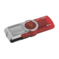 Pendrive kingston DT101G2/8GB Rojo