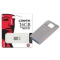 PENDRIVE KINGSTON 16GB DATATRAVELER MICRO 3.1 METALICO