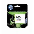 Cartridge HP CN691AL HP675 Tricolor